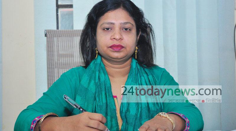 মৌলভীবাজারের নতুন জেলা প্রশাসক নাজিয়া শিরিন