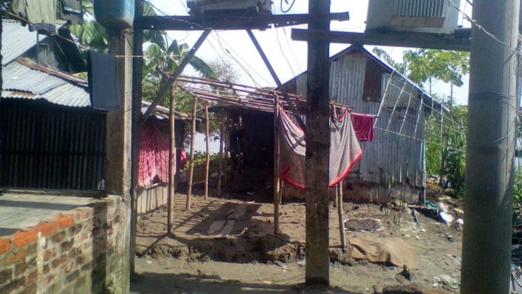 জগন্নাথপুরে সরকারি জায়গায় ঘর বানানোর প্রস্তুতি!
