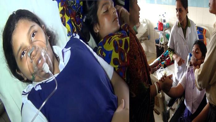 মৌলভীবাজারে মশার ঔষধের স্প্রে'তে ১৪ শিক্ষার্থী হাসপাতালে!