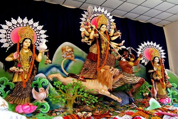 কমলগঞ্জের ১৪২ মন্ডপে অনুষ্টিত হবে  শারদীয় দুর্গোৎসব
