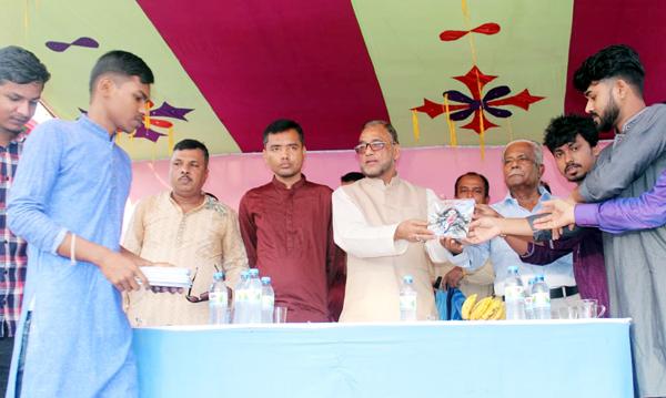 বাংলাদেশ অসাম্প্রদায়িক চেতনার দেশ: পরিবেশমন্ত্রী শাহাব উদ্দিন