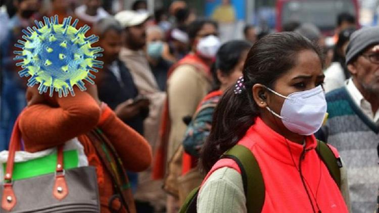 ভারতে বেড়ছে করোনা আক্রান্তের সংখ্যা, একদিনে মৃত্যু ১১৩৩ জনের