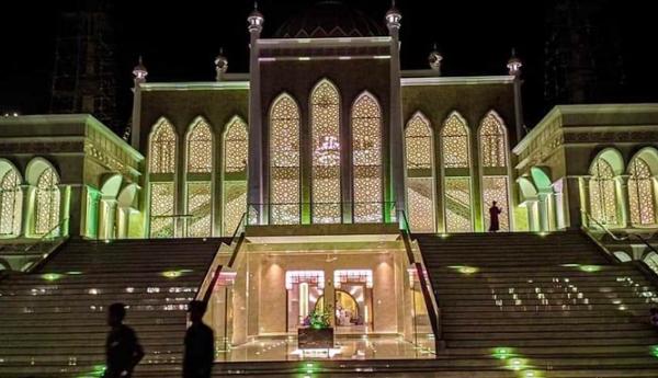 উদ্বোধন হচ্ছে ৩০ কোটি টাকায় নির্মিত দৃষ্টিনন্দন মসজিদ