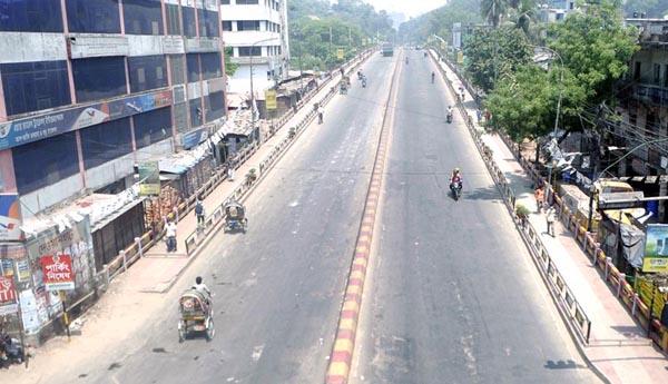 বিধিনিষেধের মেয়াদ বাড়ছে ২৩ মে পর্যন্ত, প্রজ্ঞাপন রোববার